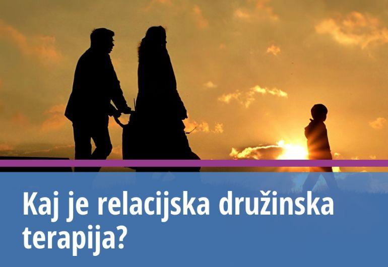 Kaj je relacijska družinska terapija?